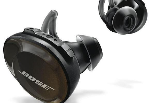 BOSE ボーズ ワイヤレスヘッドホン SoundSport Free Wireless Headphones トリプルブラック SSportFree-BLK