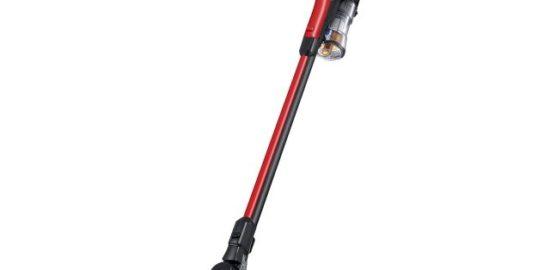 「ラクかるスティック」サイクロン式 スティッククリーナー レッド PV-BL10G-R