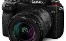 パナソニック LUMIX DC-S5K-K レンズキット ブラック